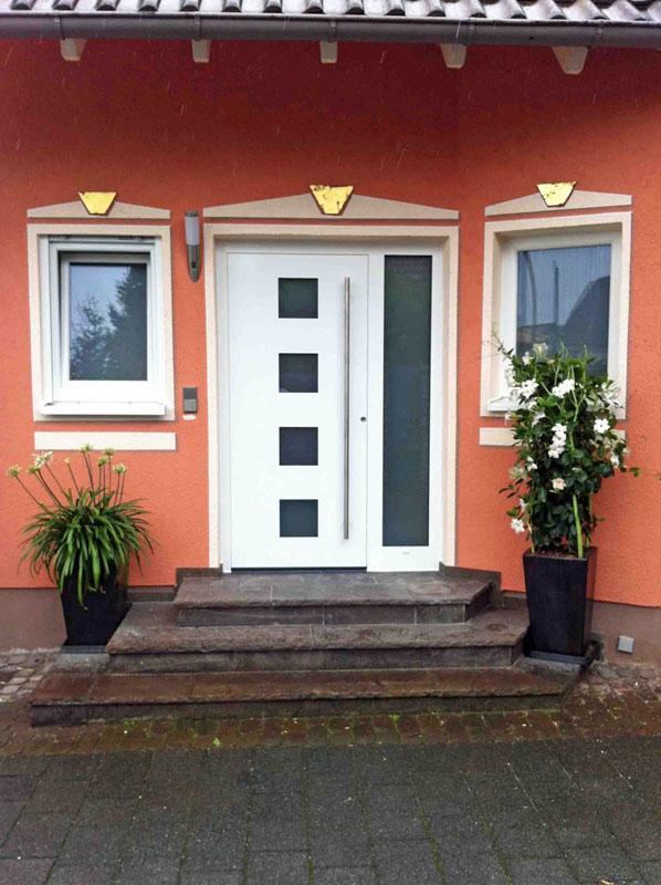 Haustüren – einzigartig und mit Liebe zum Detail