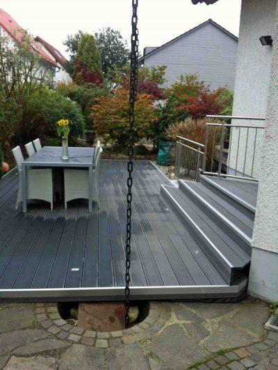 Terrassen – ein Lebens(t)raum